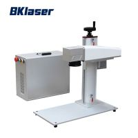 Portable 15W 20W 30W 50W Fiber Marking Machine for Metal /Plastic