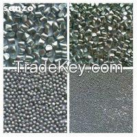 Pure Zinc Pellet  Zinc Shot 99.995%