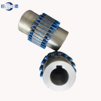 JS type grid couplings for mining machine