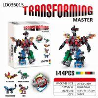 Transforming building blocks