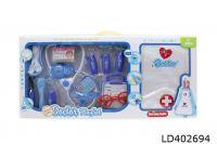 Doctor Set 18 PCS (Blue)