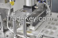 2018 china Automatic Continuous Crispy Dental Care New Stainless Steel Cereal Bar Forming Machine