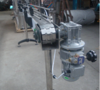 Simple Mineral Water Washing Filling Capping Machine