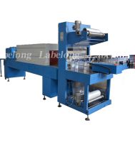 Automatic Plastic Film Heat Shrink Wrapping Machine For PET Water Bottle