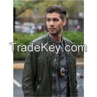 EYE CANDY RYAN COOPER JAKE BOLIN LEATHER JACKET