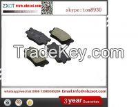 brake pad D2269 D2270 D5066 D2026 D2057 D2198 D2088 D2223 D2222 D2053 D2118 D2023 D9028 D0041