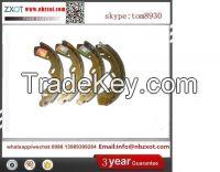 brake shoe F2333 F2358 F288 CS8830 K203 K2305 K2317 K2378