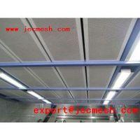Perforated Metal Ceiling Tiles