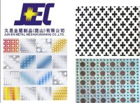 Perforated Mesh panel for garden fence cuirtain wall