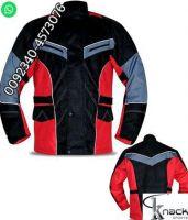 Alpinestars Andes V2 drystar motorbike Leather jacket rider safty