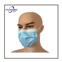 High Quality 3 ply Earl-loop Disposable Face Mask