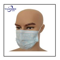 Nonwoven Surgical Face Mask