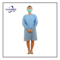 Blue SMS Disposable Isolation Gowns