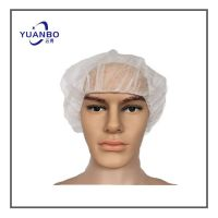 Surgical Medical Disposable Nonwoven Bouffant Cap