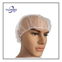 Disposable One Time Use nylon hair net