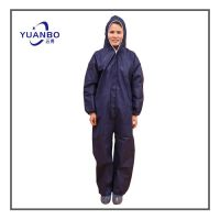 Disposable Safety SMS Nonwoven Workers Coverall
