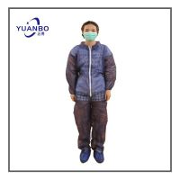 High Quality Waterproof Protective Clothing Nonwoven Coverall