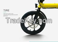 Mini Pocket Folding Electric Bike