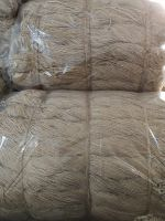 TWO PLY JUTE YARN WITH FINE QUALITY