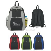 600D Polyester Sports Backpack