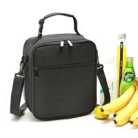 600D polyester food cooler bag with insulate
