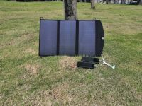 28W Solar Phone Charger