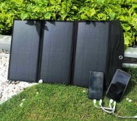 Solar Charger for outdoor sports hiking camping walking