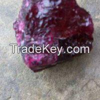 Tourmaline, Quartz crystal, Rubellite