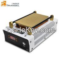 7 inch lcd manual separator