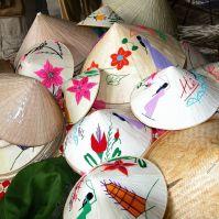 Straw Hat From Vietnam