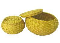 Special Round Rattan Basket