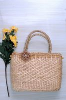 Water hyacinth bag