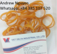 High Quality Cheap Stationery Colored Rubber bands