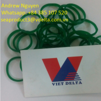 Vietnam Cheap Colorful Natural Rubber bands