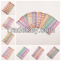 good quality stripe polyester handkerchief 466