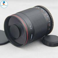 500mm f/8 mirror lens