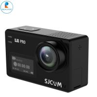 RPLarge 2.33'' UHD touchscreen, SJ8 pro water resistant action camera.