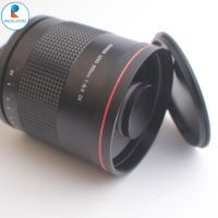 Trend item 900mm f8 mirror lens for