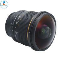 Super funny ! 8mm fisheye lens for all dslr camera