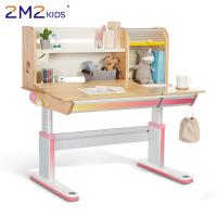 2M2KIDS Dreamland adjustable kids study desk study table and chair
