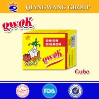 Qwok 10g Halal Onion Flavour Seasoning Cubes
