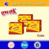 Qwok 10g*48*30 Halal Shrimp Flavour Bouillon Cubes