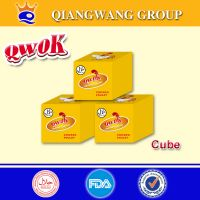 Qwok 4g*25*80 Halal Chicken Flavour Seasoning Cubes