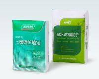 Valve bag for packaging chemicals