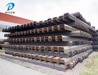 China supplier Q345B hot rolled u type steel sheet pile