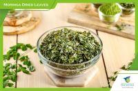 Moringa Dried Leaves & Dried Teacut