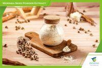 MORINGA FOOD GRADE POWDER EXTRACT (SEED & LEAF)