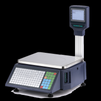 Intelligent Commercial Label Scale