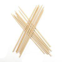 Grilled bbq big bamboo sticks/skewer suppliers