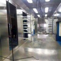 High Standard Electrostatic Powder Coating Processing Equipment